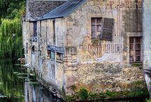 Francia vidék