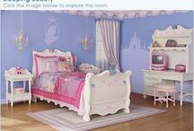 Everything princess 4 my princess / Ons dogtertjie se droom kamer! Ideas