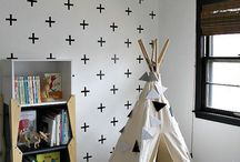 Décoration chambre enfant / Retrouvez de nombreux exemples et inspirations qui vous donneront des idées pour décorer une chambre d'enfant.