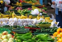 Farmers Markets - Benefits and Risks / Farmers Markets - Benefits and Risks