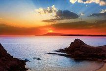 Canary Islands - Sunrise/Sunset
