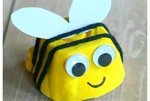 Family Friendly Recycled Craft Projects!