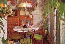 70 rommet / Inspirasjon til innredning av mitt 1970 musikkrom