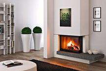 Caminetti in pietra naturale - Fireplace natural stone / Rivestimenti per caminetti in pietra: trachite zovonite Fireplace natural stone