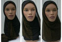 Spring Hijabs 2015 www.Hijabis4ever.com / Jewel tones and au naturale hijab and hijab undercaps. Any USA order $75. + will ship free