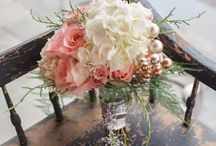 Eclectic Sage Bouquets