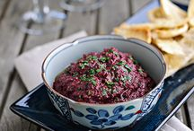 Dips & Chutneys / Yum beetroot dips for all occasions