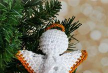 crochet angel patterns free