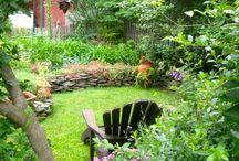 Backyard ideas / by Judy LeGrand