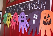 Halloween activities for children / Activities for the spooky time of year