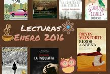 Collages Lecturas 2016