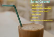 Shakeology recipes / by Michelle Cinquemani