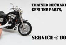 Two wheeler Service Center In Gurgaon / Zapwheels provides you the online booking for your two-wheeler repair service in Gurgaon at your doorstep. For further details, visit our website.