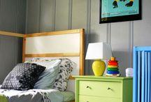master bedroom / by Melissa Slatt-Maxwell