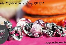 Trollbeads Valentine's Day 2015 / by Endangered Trolls