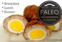 Good real food / Paleo & similar