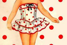 J'aime les paper doll