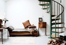 INTERIOR // STAIRS / I do not own any of these pictures unless otherwise says