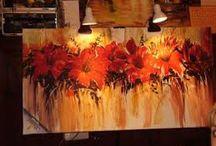 Pinturas de gabriela mensaque