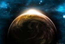 87- Le ciel et l'espace
