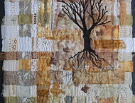 Sew & Quilt / Genesis 3:7 - And the eyes of them both were opened, and they knew that they were naked; and they sewed fig leaves together, and made themselves aprons.  / by Barbara Birge