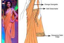 saree wearing tips