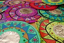 CD Upcycled Craft Projects