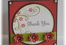 Thank You Cards / by Debbie Decelles