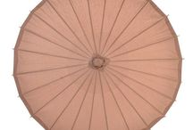 Parasols // Purchase and Personalize
