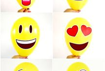 Emoji Party Ideas / Emoji party ideas, decorations, crafts, outfits, food recipes and more for your emoji themed party! / by Bird's Party