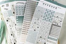 Planner Sticker Shops