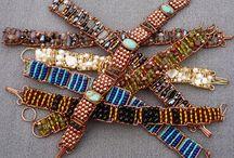 wire jewelry / by Gloria Beard