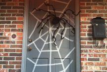 Front Door Decor / by Jennifer