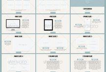 Design: Presentations / by Krista @ Lucky K Design