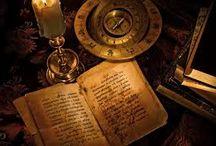 fantasy, books pictures