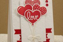 Valentine's Day Cards / by Christina Allman Wilson
