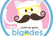 Meus Bigodes / Clientes da tia Lisi
