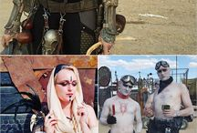 Madmax costumes