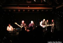 Edinburgh Blues Club / Live music with touring and local artists.