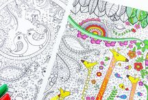 Relaxing coloring