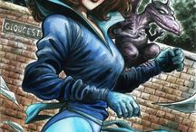 Shadow Cat / Kitty Pryde