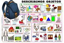 descripción objetos