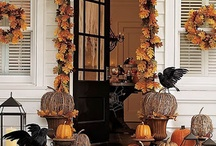 Fall decor / by Victoria Holt