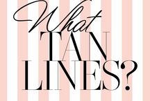 Tan Talk / Let's give em something to talk about...little sayings, facts, myths, funnies, all of it about tanning