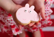 Peppa pig party / by Fabi Mesquita