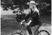 Icônes à vélo