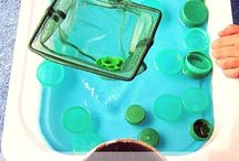 Preschool sensory table ideas