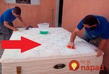 cistenie matracov