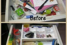 Ideas for organization