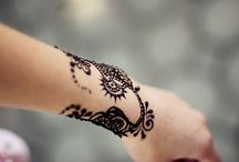 Henna completes me / by gaby st.juste